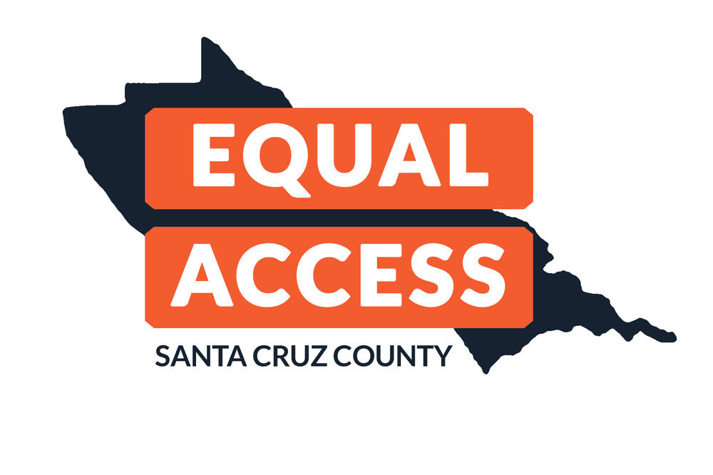 Equal access logo